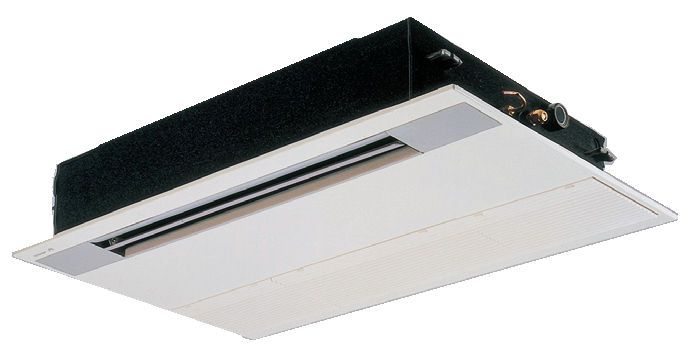 Healthcare facility air conditioner / cassette VRF | 1-WAY Toshiba air conditioning