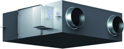 Duct fan coil unit / for healthcare facilities 440 - 950 m³/h, VRF Toshiba air conditioning