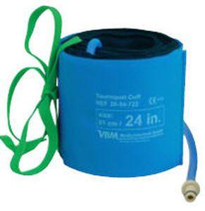 Fabric pneumatic cuff / single 20 - 107 cm | 20-54-xxx VBM Medizintechnik