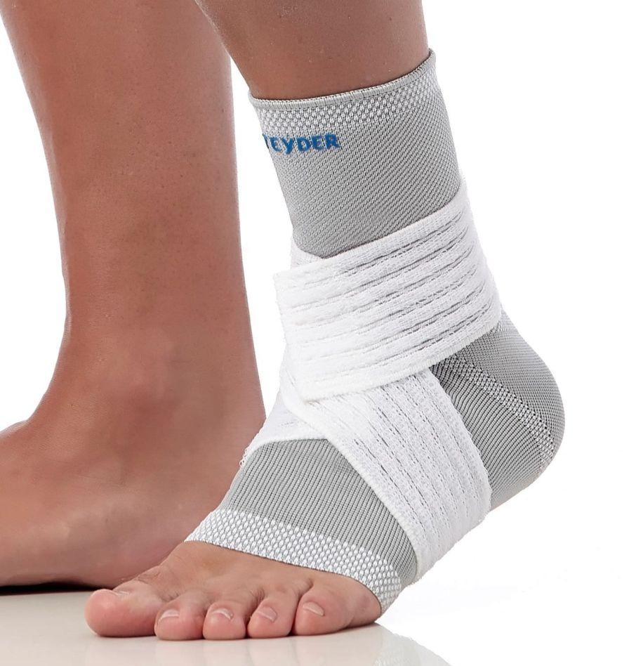 Ankle strap (orthopedic immobilization) / ankle sleeve Silver Line Teyder