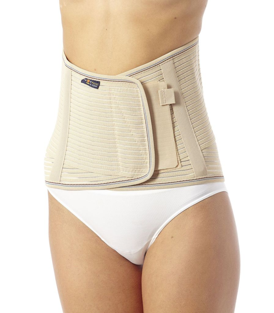 Sacral support belt / lumbar / lumbosacral (LSO) / with reinforcements ProtPoint Elastic Teyder