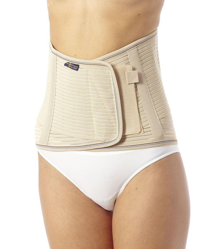 Sacral support belt / lumbar / lumbosacral (LSO) / with reinforcements ProtPoint Elastic Teyder