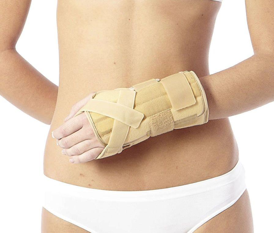 Wrist splint (orthopedic immobilization) ProtPoint Inmov Teyder