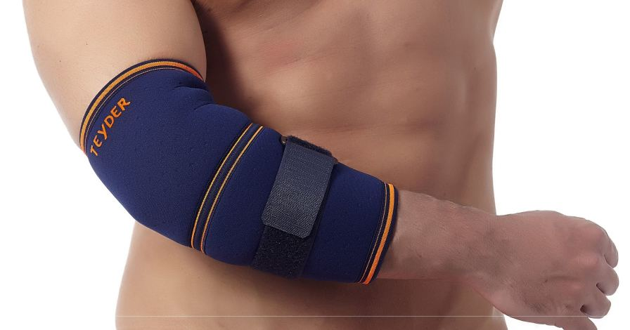 Elbow sleeve (orthopedic immobilization) / epicondylitis strap Neothermik Teyder
