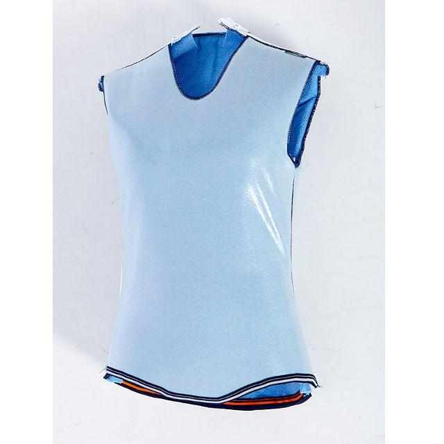 Thoracolumbosacral (TLSO) support corset Zipper (Women) Teyder
