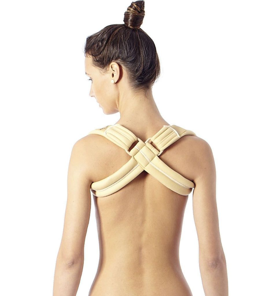 Clavicle orthosis (orthopedic immobilization) ProtPoint Inmov Teyder