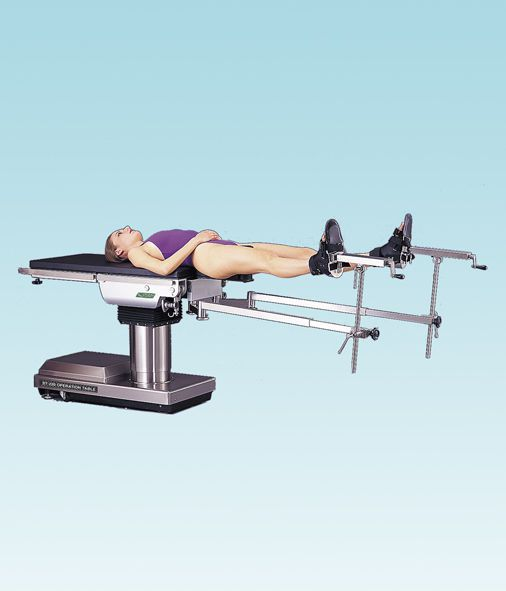 Universal operating table / electro-hydraulic / X-ray transparent ST-220A Sturdy Industrial
