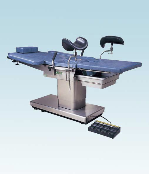 Gynecological operating table / electrical SG-670 Sturdy Industrial