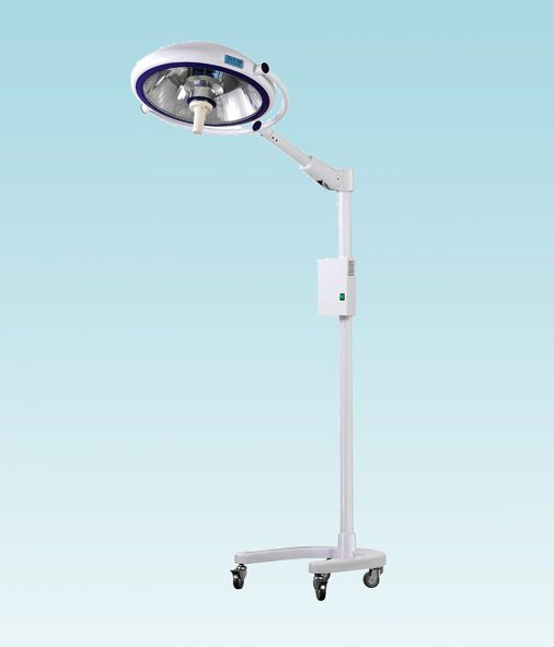 Halogen surgical light / mobile / 1-arm SLG-100M Sturdy Industrial