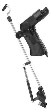 Boot-type leg holder operating table ACC0054 Sunnex MedicaLights
