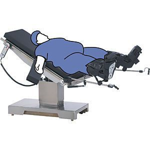 Bariatric operating table / universal / electrical Sunnex MedicaLights