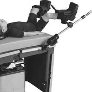 Boot-type leg holder pediatric / operating table ACC0073 Sunnex MedicaLights
