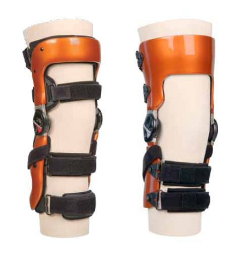 Knee orthosis (orthopedic immobilization) / knee anti-hyperextension POLIO SERIES Townsend