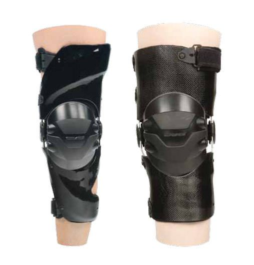 Knee orthosis (orthopedic immobilization) / knee rotation limitation (ACL) / articulated MOTOCROSS Townsend