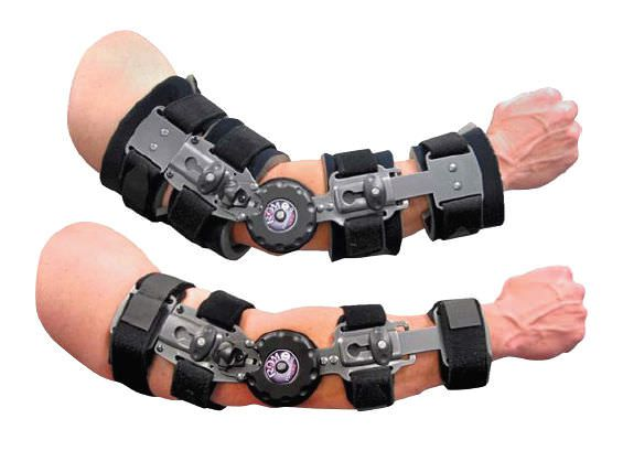 Elbow splint (orthopedic immobilization) / articulated ROM LBO Townsend