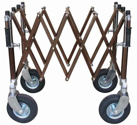 Mortuary trolley / coffin 400 kg | XH-6 Zhangjiagang Xiehe Medical Apparatus & Instruments