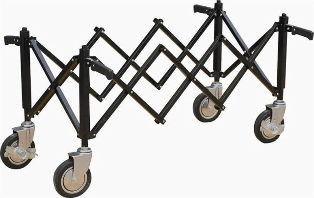 Transport trolley / coffin 450 kg | XH-1 Zhangjiagang Xiehe Medical Apparatus & Instruments