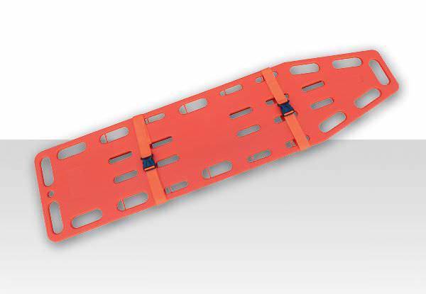 Plastic backboard stretcher / X-ray transparent 159 kg | YXH-1A6C Zhangjiagang Xiehe Medical Apparatus & Instruments