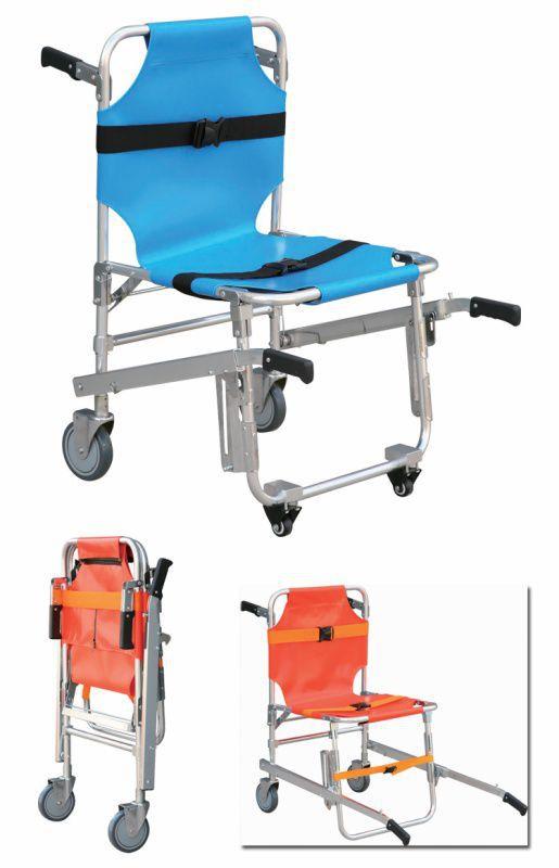 Folding patient transfer chair 159 kg | YXH-5B Zhangjiagang Xiehe Medical Apparatus & Instruments