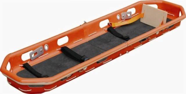 Basket stretcher / transport / emergency / lifting 159 kg | YXH-6A Zhangjiagang Xiehe Medical Apparatus & Instruments