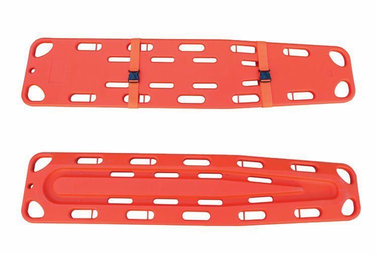 Plastic backboard stretcher 159 kg | YXH-1A6D Zhangjiagang Xiehe Medical Apparatus & Instruments