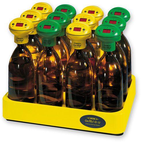 Biochemical oxygen demand analyzer (BOD) OxiTop® IS 6, OxiTop® IS 12 WTW