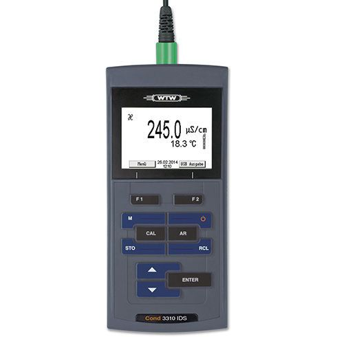 Conductivity meter laboratory / portable MonoLine Cond 3310 IDS WTW