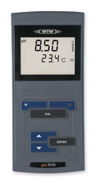 Laboratory pH meter / portable ProfiLine pH 3110 WTW