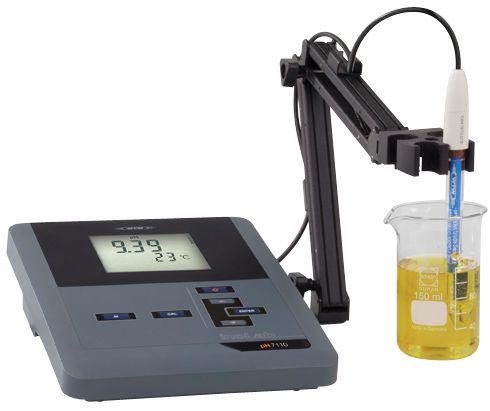 Laboratory pH meter / bench-top -20 ... + 20 pH   inoLab® pH 7110 WTW