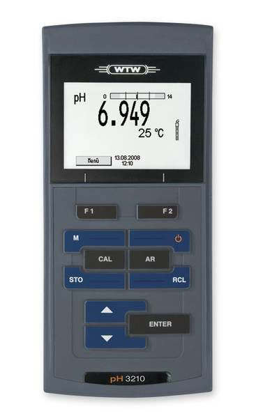 Laboratory pH meter / portable -2 ... +19.99 pH   ProfiLine pH 3210, ProfiLine pH 3310 WTW