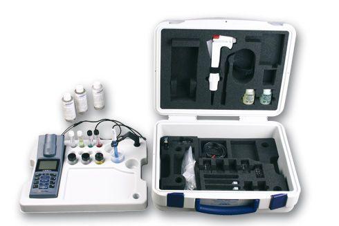 Colorimeter laboratory pHotoFlex® WTW