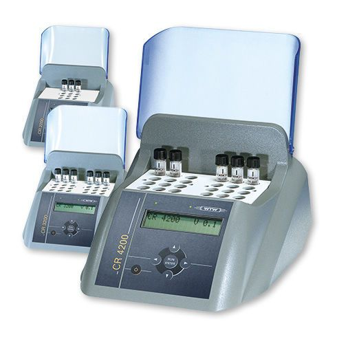 Thermoreactor laboratory CR series WTW
