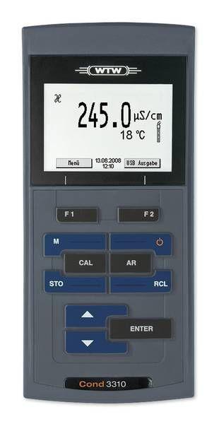 Conductivity meter laboratory / portable ProfiLine Cond 3210/3310 WTW