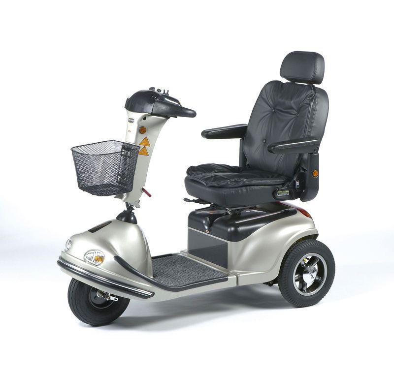 3-wheel electric scooter Mercurius 3 Vermeiren