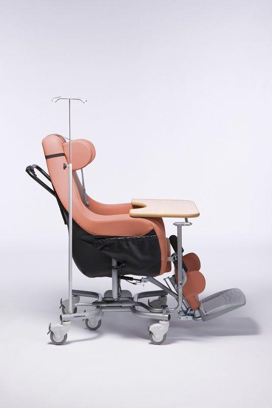 Manual medical chair / geriatric Altitude Vermeiren