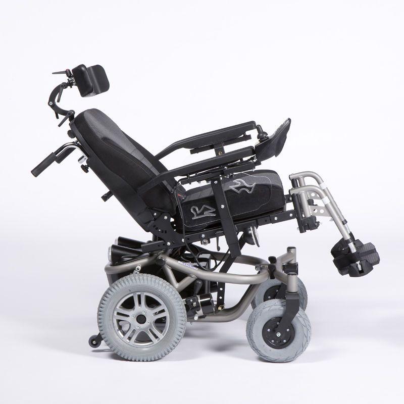 Electric wheelchair / exterior / interior Forest Vermeiren