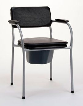 Commode chair / on casters 9060 Vermeiren