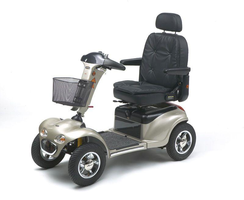 4-wheel electric scooter Mercurius 4 Vermeiren