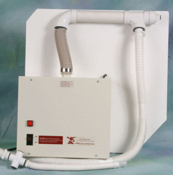 Anesthesia gas veterinary scavenging system (active type) Summit Hill Laboratories