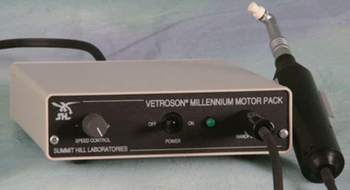 Dental micromotor control unit / with handpiece VETROSON® MILLENNIUM VUA5000 Summit Hill Laboratories