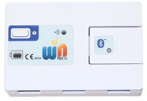 Vital sign telemonitoring system WinPack WINMedical
