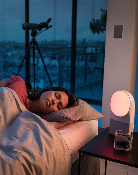 Wireless sleep monitor Aura™ Withings