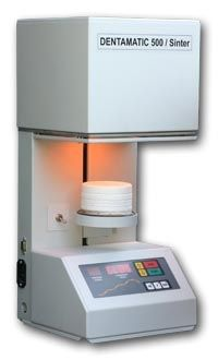 Sintering furnace / dental laboratory / ceramic 1200 °C | DENTAMATIC 500 TOKMET-TK LTD.