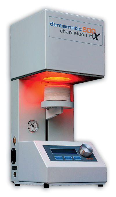 Dental laboratory oven / ceramic DENTAMATIC 500 Chameleon MX TOKMET-TK LTD.