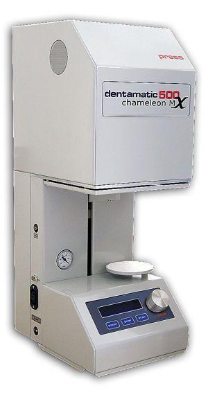 Press furnace / dental laboratory DENTAMATIC 500 Chameleon MX PRESS TOKMET-TK LTD.