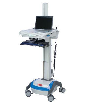 Medical computer cart 9M38-00-L00 Rubbermaid Medical Solutions