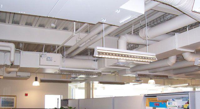 Air flow regulator for healthcare facilities ATFS-F Titus
