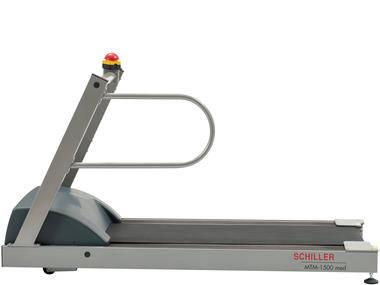 Treadmill ergometer MTM-1500 med SCHILLER