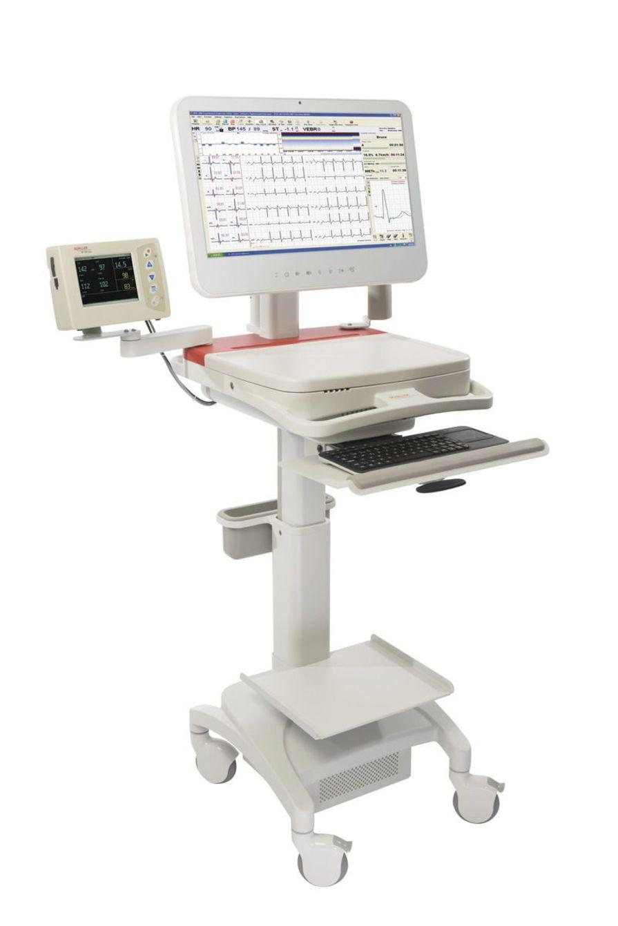 Cardio-respiratory stress test equipment CARDIOVIT CS-200 Touch SCHILLER
