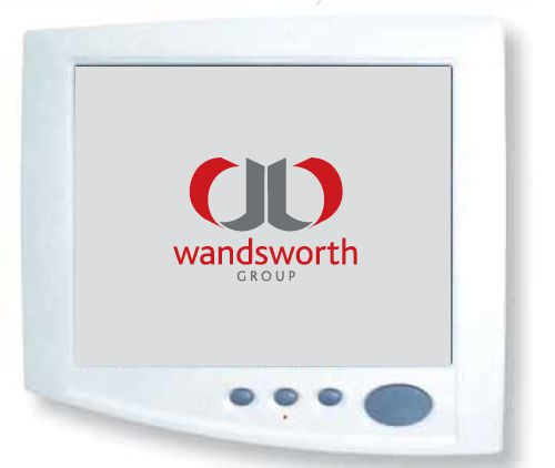 Nurse call management system / medical 15"